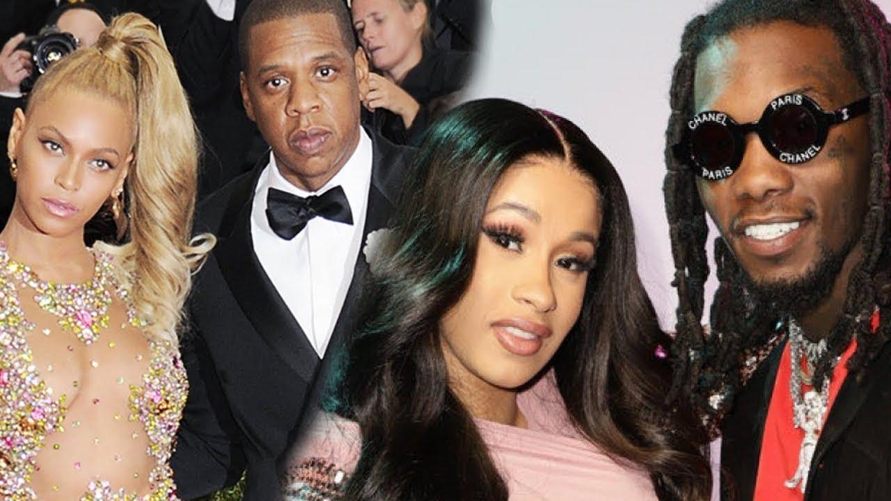 Jay-Z And Offset's Beef Because of Beyonce And Cardi B?