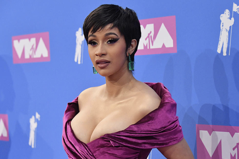 CARDI B CALLS OUT TMZ AND ASKS THEM TO STAY AWAY FROM HER AND HER DAUGHTER