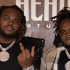 Tee Grizzley gives his twin brother Baby Grizzley $150,000 & diamond chain after serving 5 years in Prison